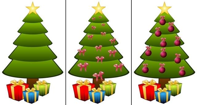 C mo seleccionar los regalos de navidad para nuestros - Arbol de navidad con regalos ...