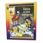 LIBRO TANIA Y SUS AMIGOS